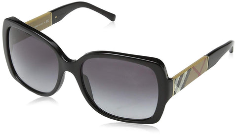 Burberry Oversize Square Sunglasses in Black BE4160 343 38G 58