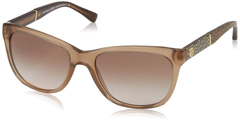 Michael Kors MK2022 321513 Taupe / Print Rania II Cats Eyes Sunglasses