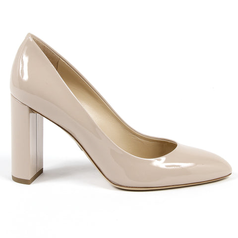 Andrew Charles By Andy Hilfiger Womens Pump Beige PHOENIX