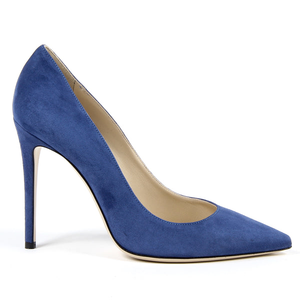Andrew Charles By Andy Hilfiger Womens Pump Blue AUSTIN