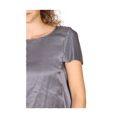Armani Collezioni ladies shirt short sleeve without buttons RMC17T RM502 019