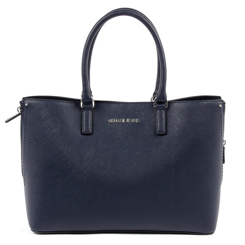 Armani Jeans Womens Handbag Dark Blue 922166 7P756 31835