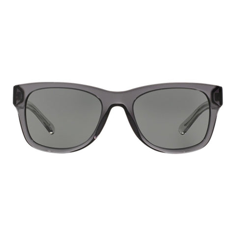 Burberry Men's BE4211 Sunglasses Dark Grey/Grey 55mm