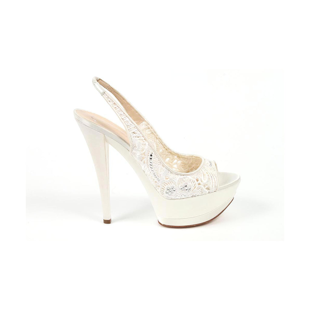 Casadei Shoes Women Sandals White - LeCITY