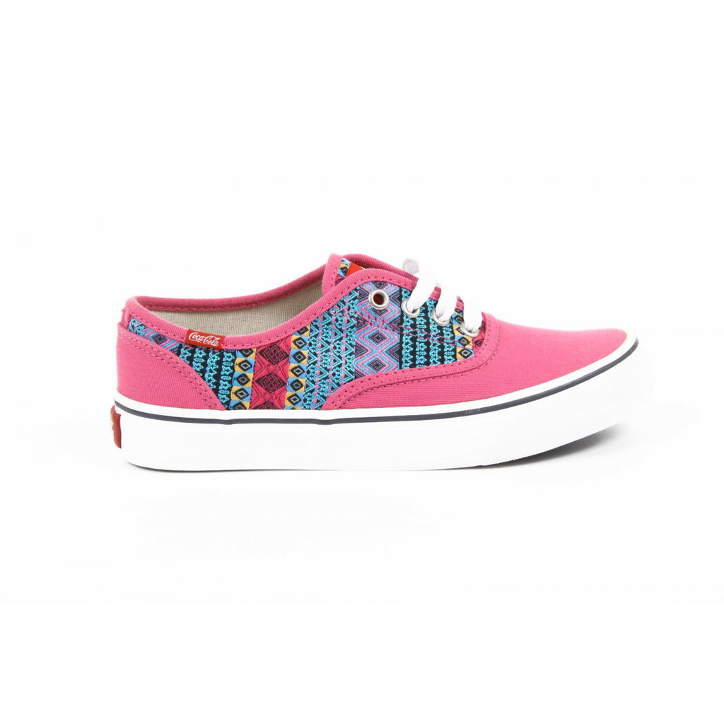 Coca Cola Shoes Women Sneakers Multicolor - LeCITY