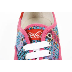 Coca Cola ladies sneakers CCA0713 KICK ETNIC PINK