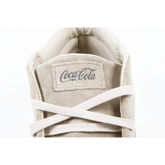 Coca Cola mens ankle boot CCA0526 KRUNNER MIX CREAM