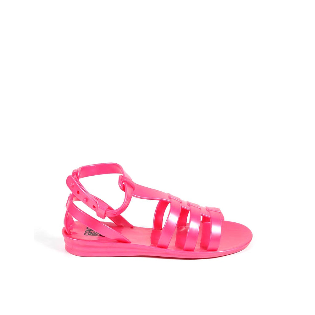 Colors of California Kids Girls Sandals Pink - LeCITY