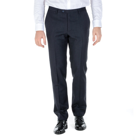 Corneliani Mens Pants Dark Blue