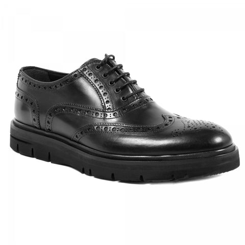Dee Hand-painted Hit Me Brogue Shoe