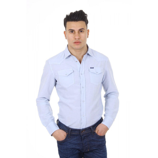 Diesel mens shirt long sleeve S-SULFA 00SGDV 0LAEB 88P