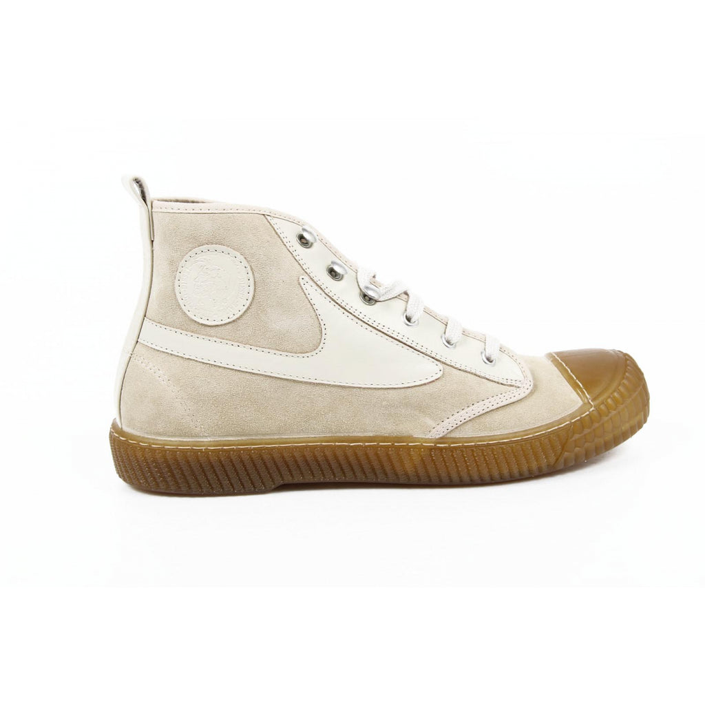 Diesel Shoes Men Sneakers Beige - LeCITY