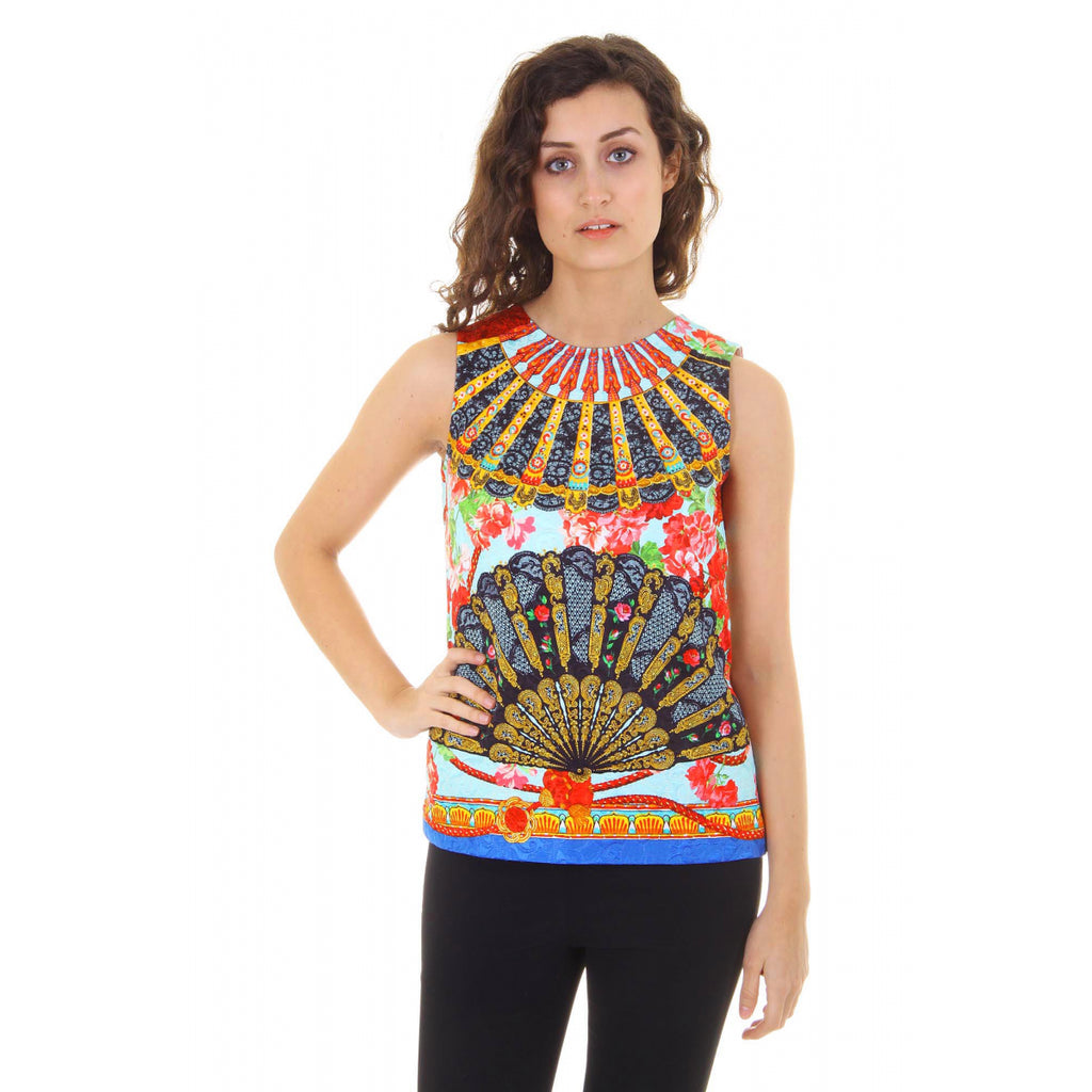 Dolce & Gabbana Women Tanks Multicolor - LeCITY