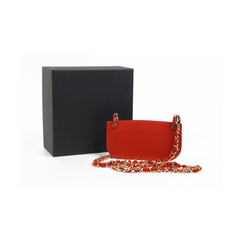 Dsquared2 Women Cover Iphone Red - LeCITY