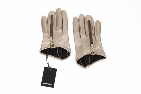 Dsquared2 Women Gloves Grey - LeCITY