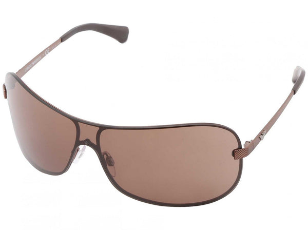 Emporio Armani Mens Sunglasses EA2008 Brown