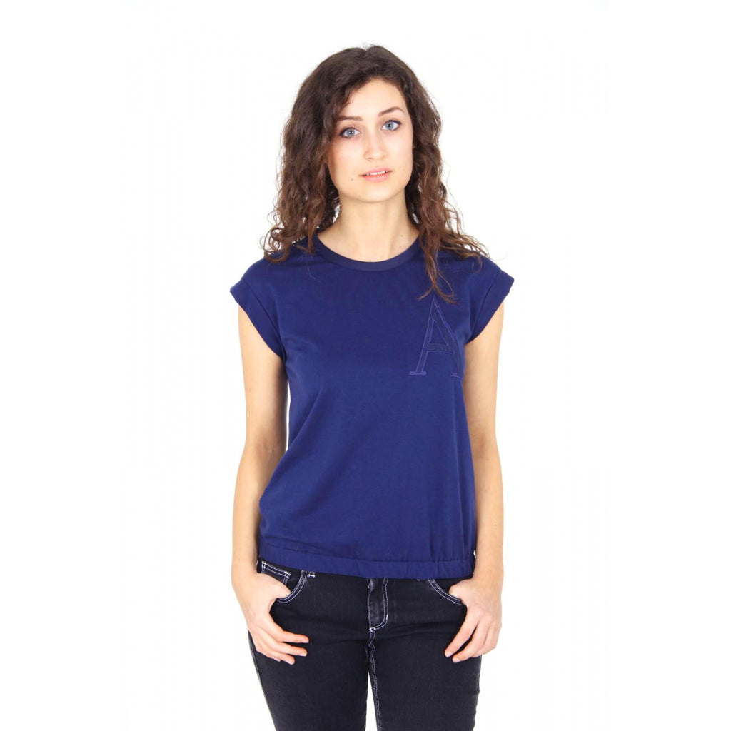 Emporio Armani ladies t-shirt short sleeve AGH61 CQ 35