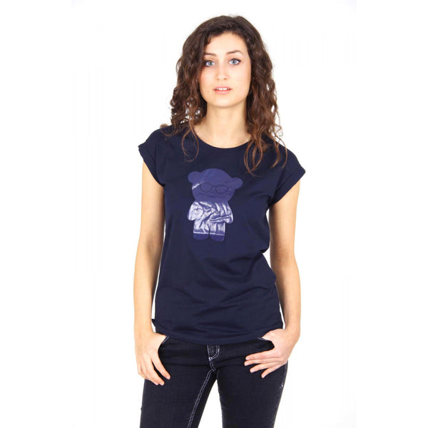 Emporio Armani ladies t-shirt short sleeve AGH76 CZ N5