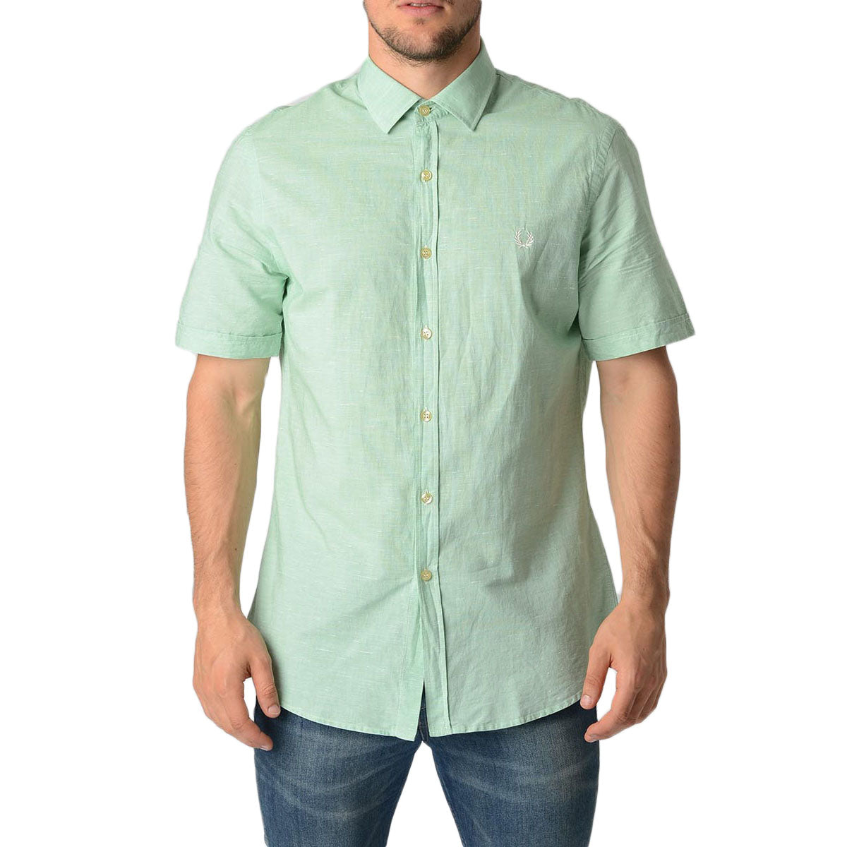 Fred Perry Mens Shirt 30202471 7054
