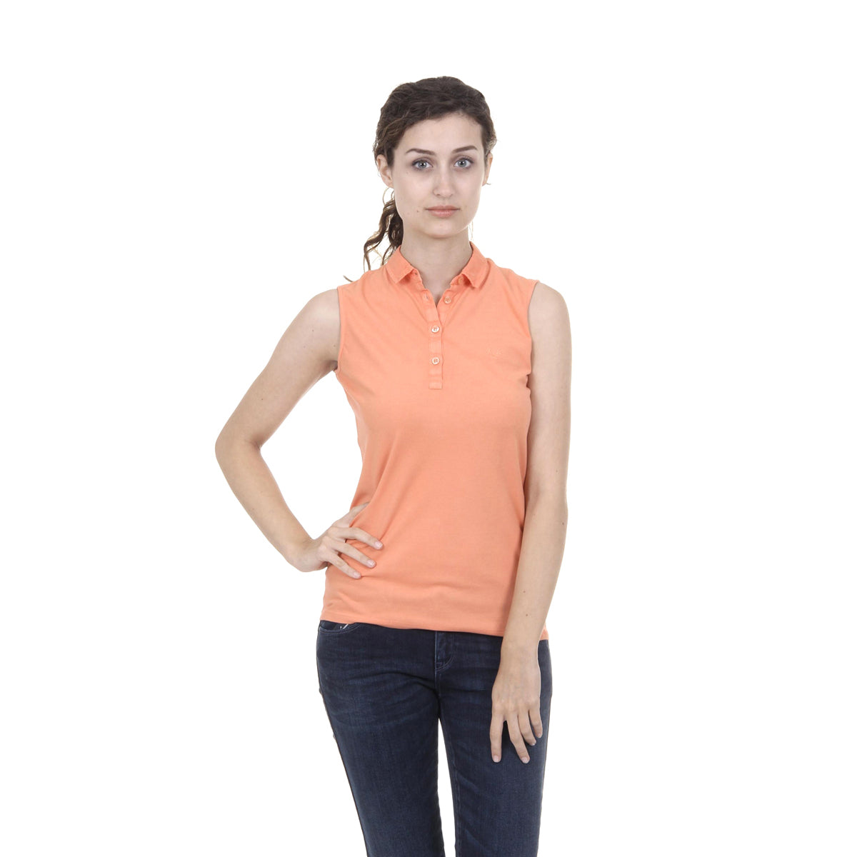 Fred Perry Womens Polo 31162354 7044