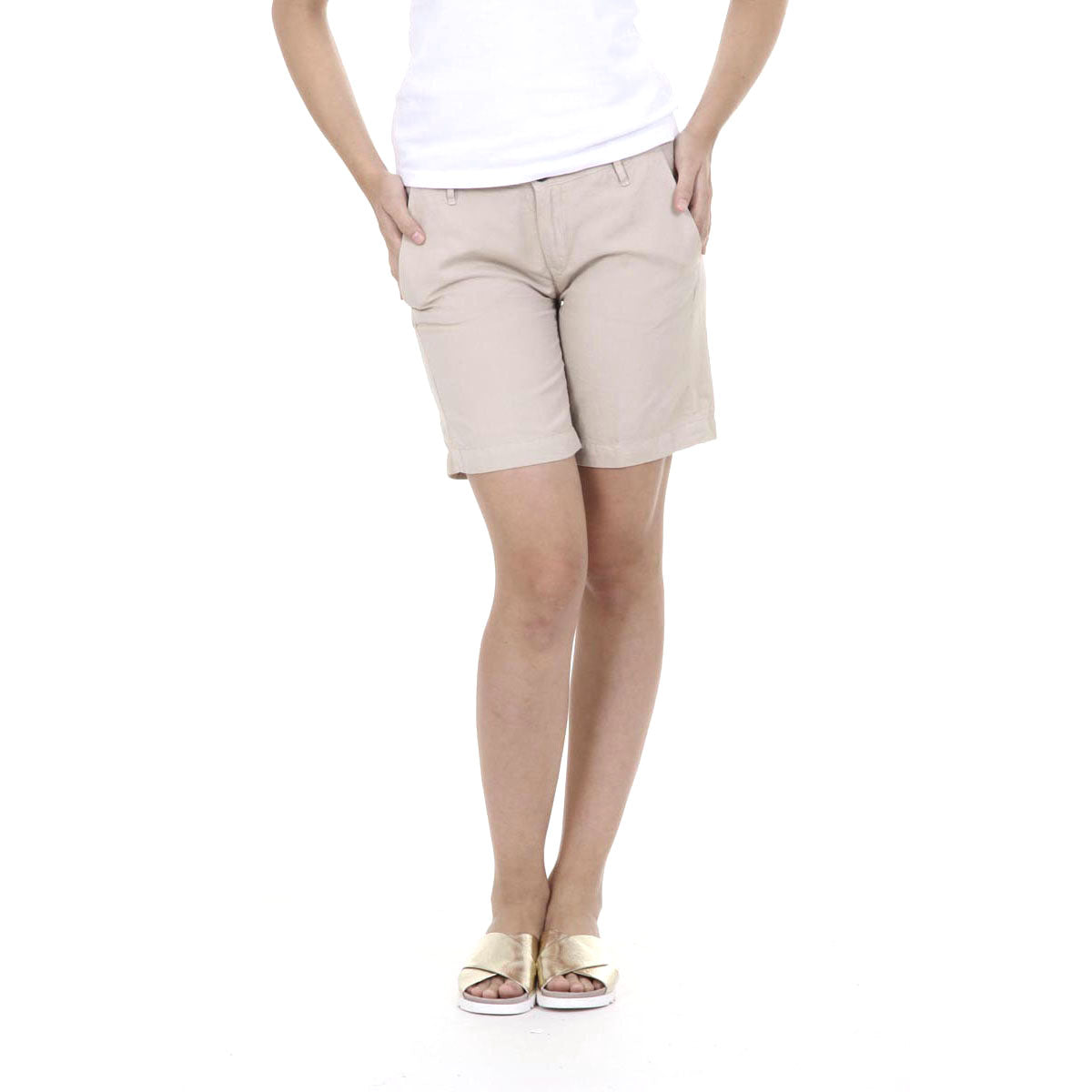 Fred Perry Womens Shorts 31502641 7071