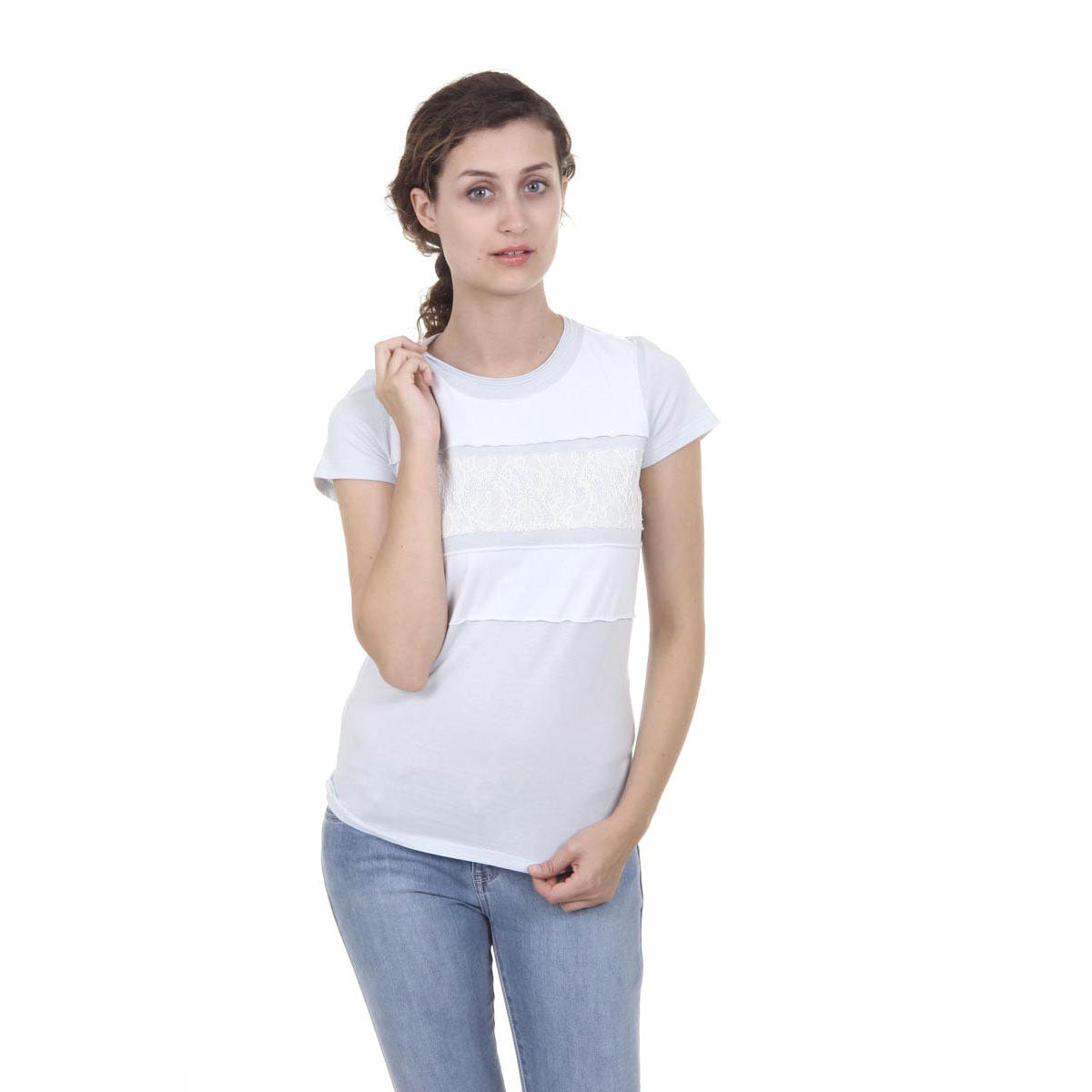 Fred Perry Womens T-Shirt 31022210 0163
