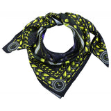 Givenchy Women Foulard Black - LeCITY