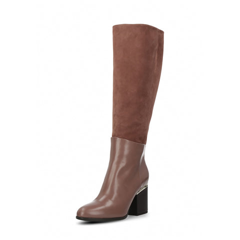Hogan Womens High Boot Brown HXW2380O94277EUS817