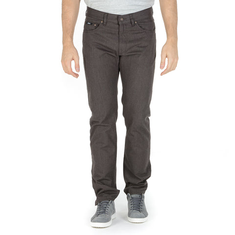 Hugo Boss Mens Jeans Brown MAINE