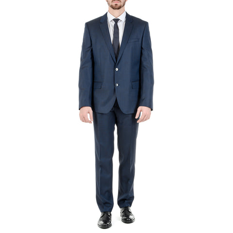 Hugo Boss Mens Suit Blue HUGE GENIUS