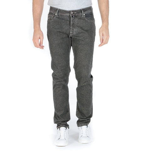 Jacob Cohen Mens Pants J688 Grey