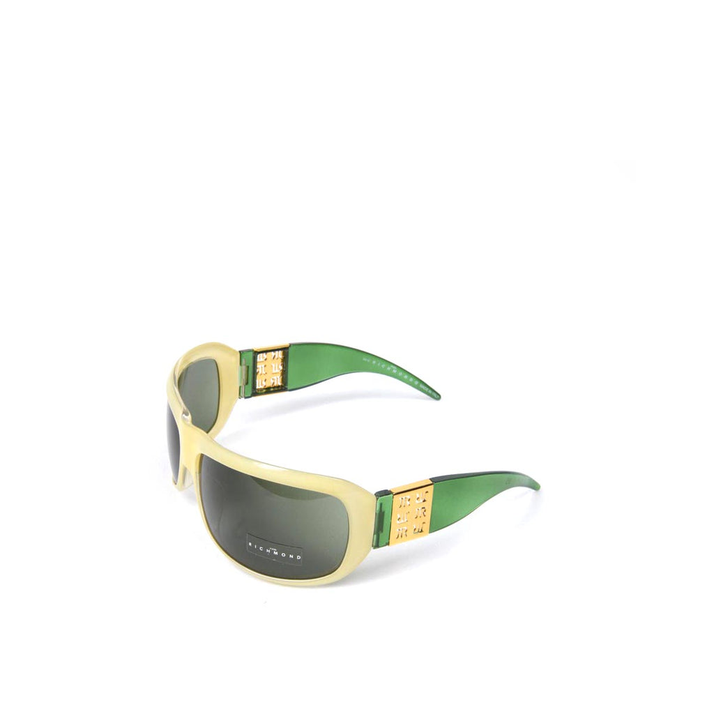 John Richmond Women Sunglasses Yellow - LeCITY