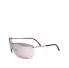 John Richmond Women Sunglasses Silver - LeCITY