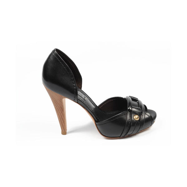 Max Azria ladies sandal MA-LAURIE BLACK