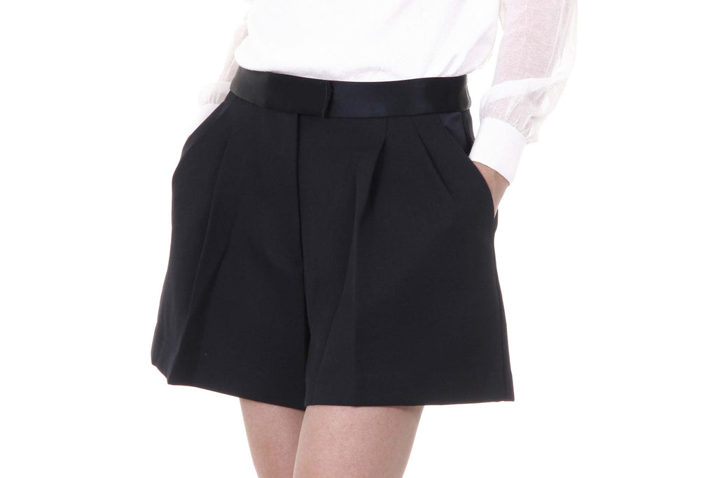 3.1 Phillip Lim Women Shorts Black - LeCITY