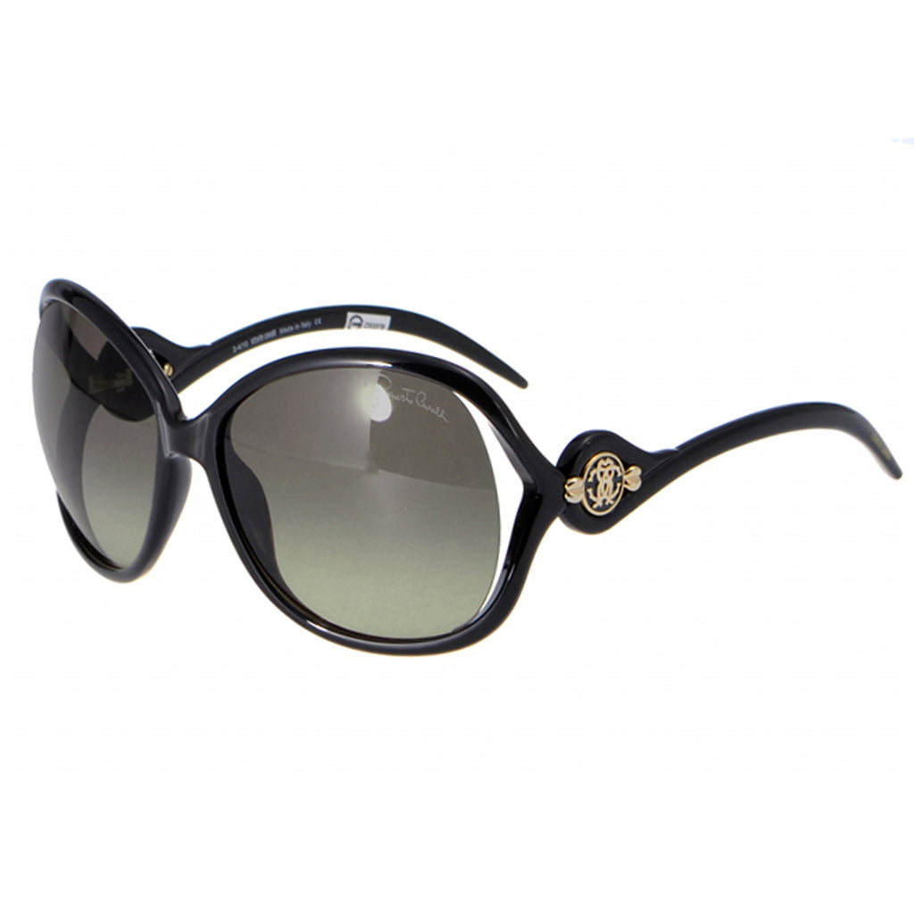 Roberto Cavalli Women Sunglasses Black - LeCITY