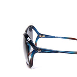 Rock & Republic Women Sunglasses Blue - LeCITY