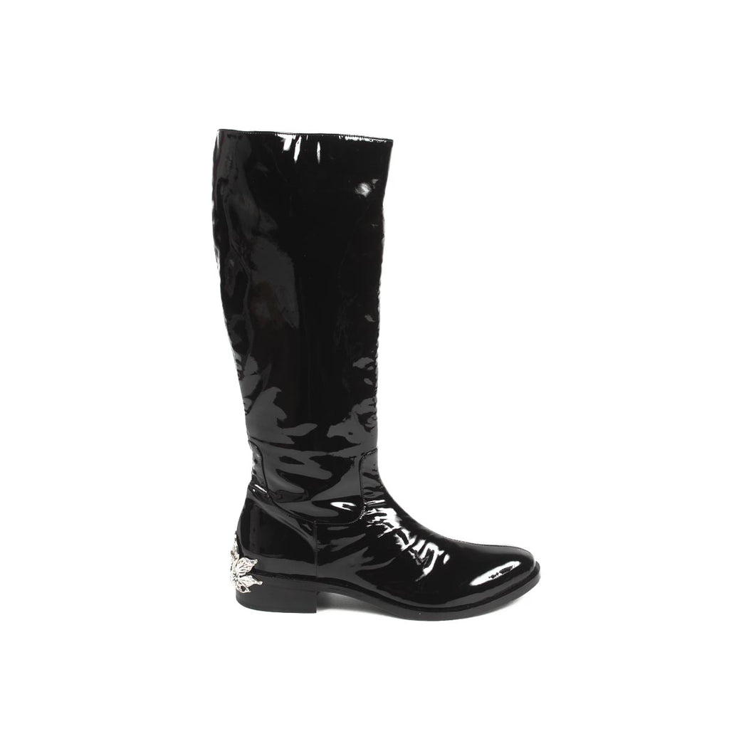 Rodo Shoes Women High boots Black - LeCITY