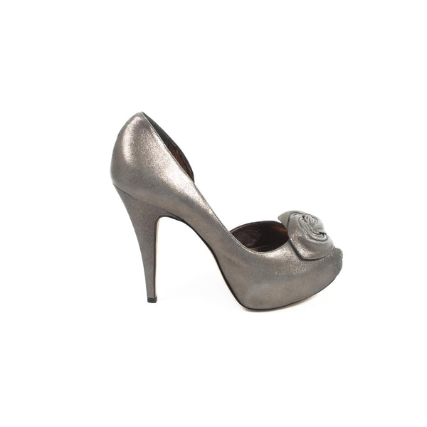 Rodo ladies pump open toe S7991 401 018