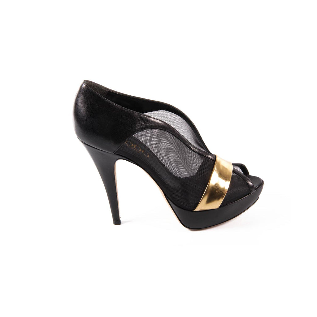 Rodo Shoes Women Pumps Black - LeCITY