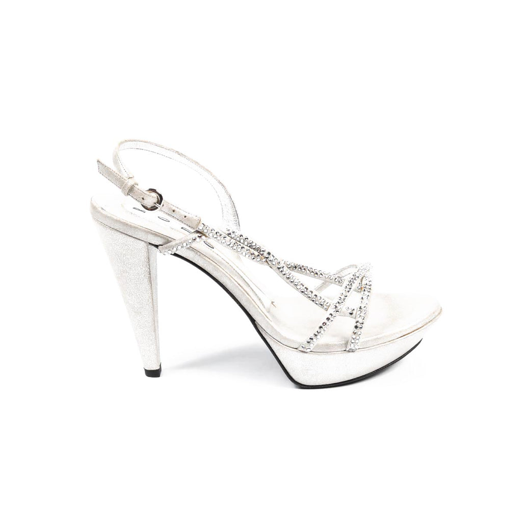 Rodo Shoes Women Sandals White - LeCITY