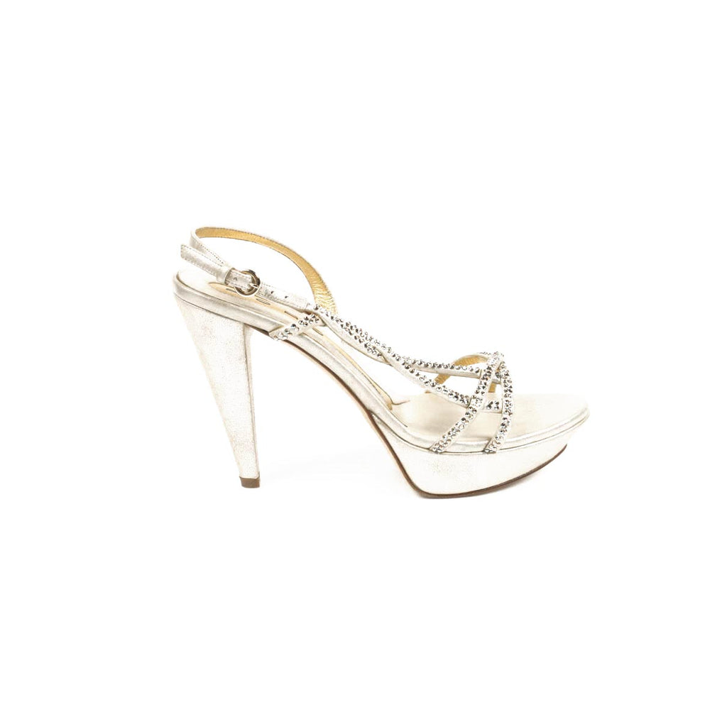 Rodo Shoes Women Sandals Beige - LeCITY