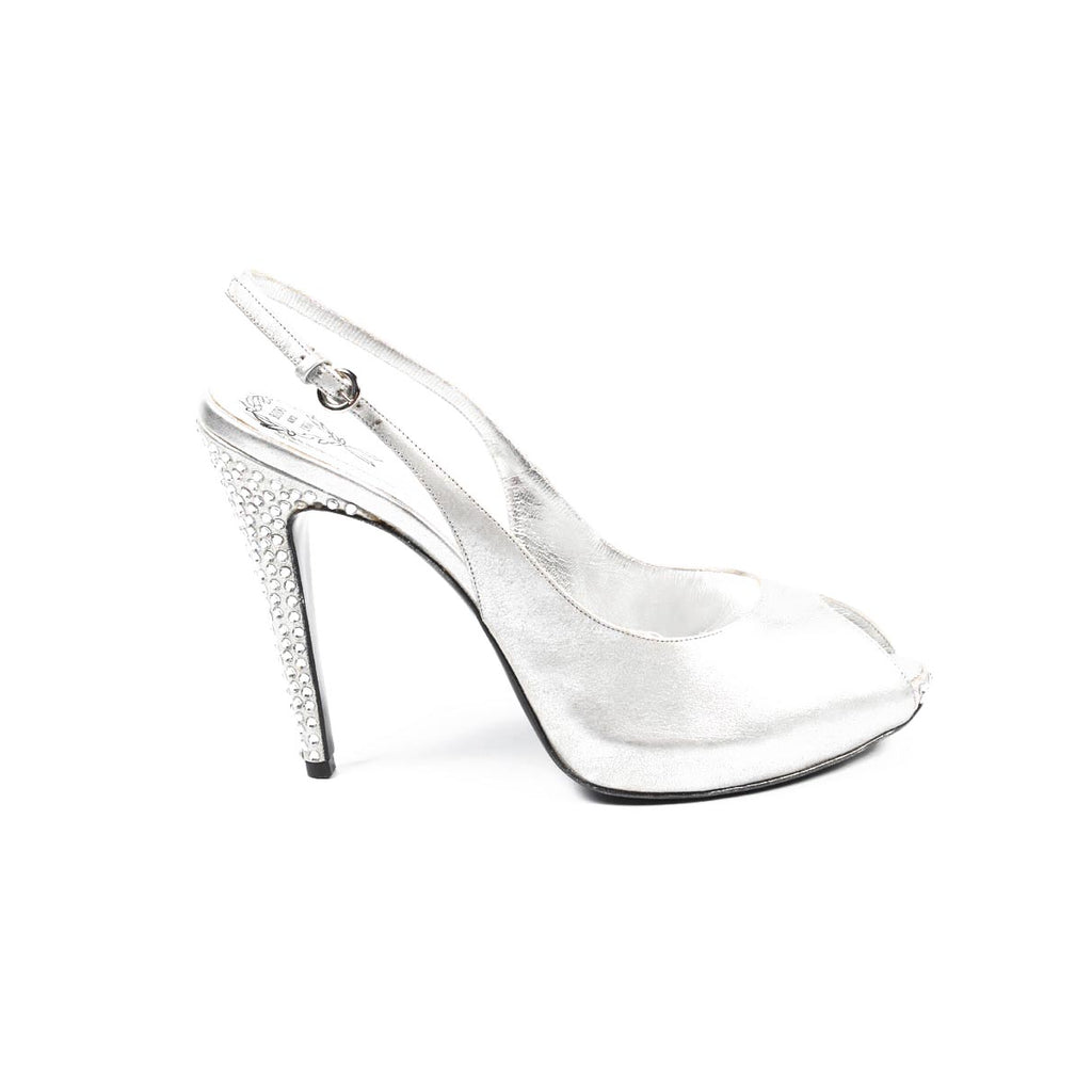 Rodo Shoes Women Sandals Silver - LeCITY