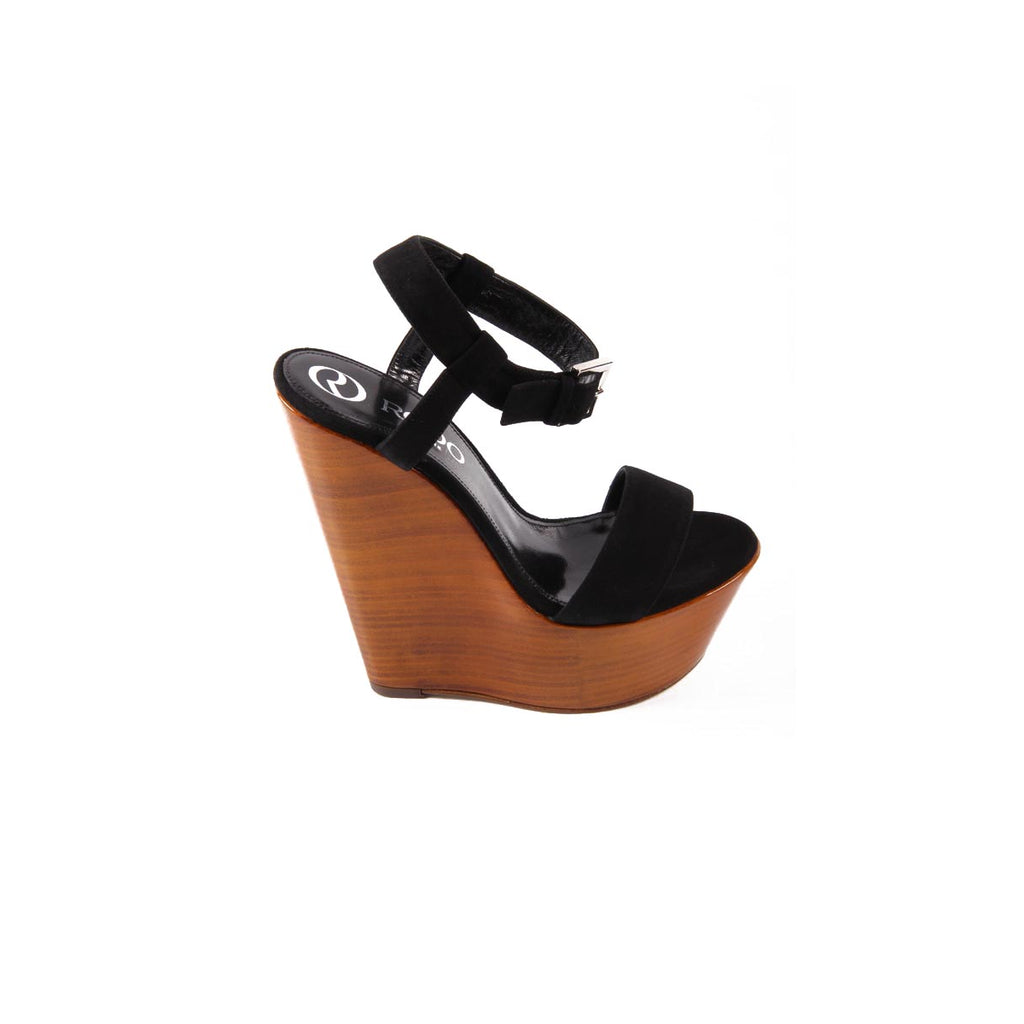 Rodo Shoes Women Sandals Black - LeCITY
