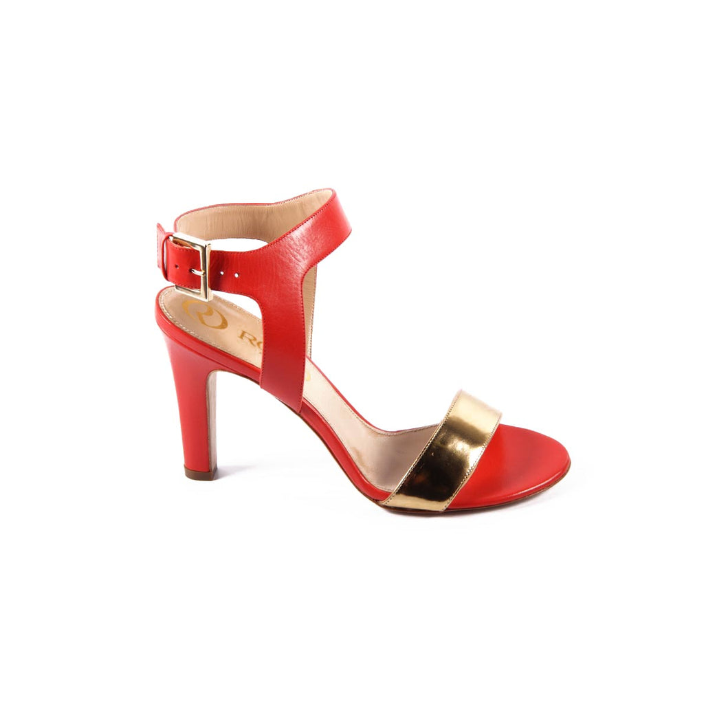 Rodo Shoes Women Sandals Red - LeCITY