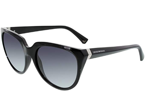 Emporio Armani Sunglasses Womens Black EA4027 50718H 56 18 140