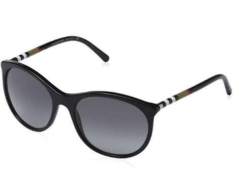 Burberry Women's BE4145 Black Gradient