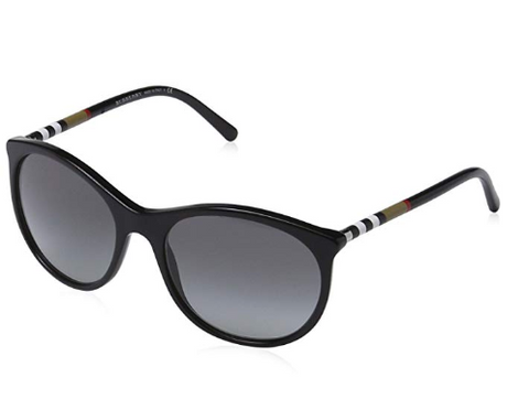Burberry BE4145 Sunglasses-34008H Black