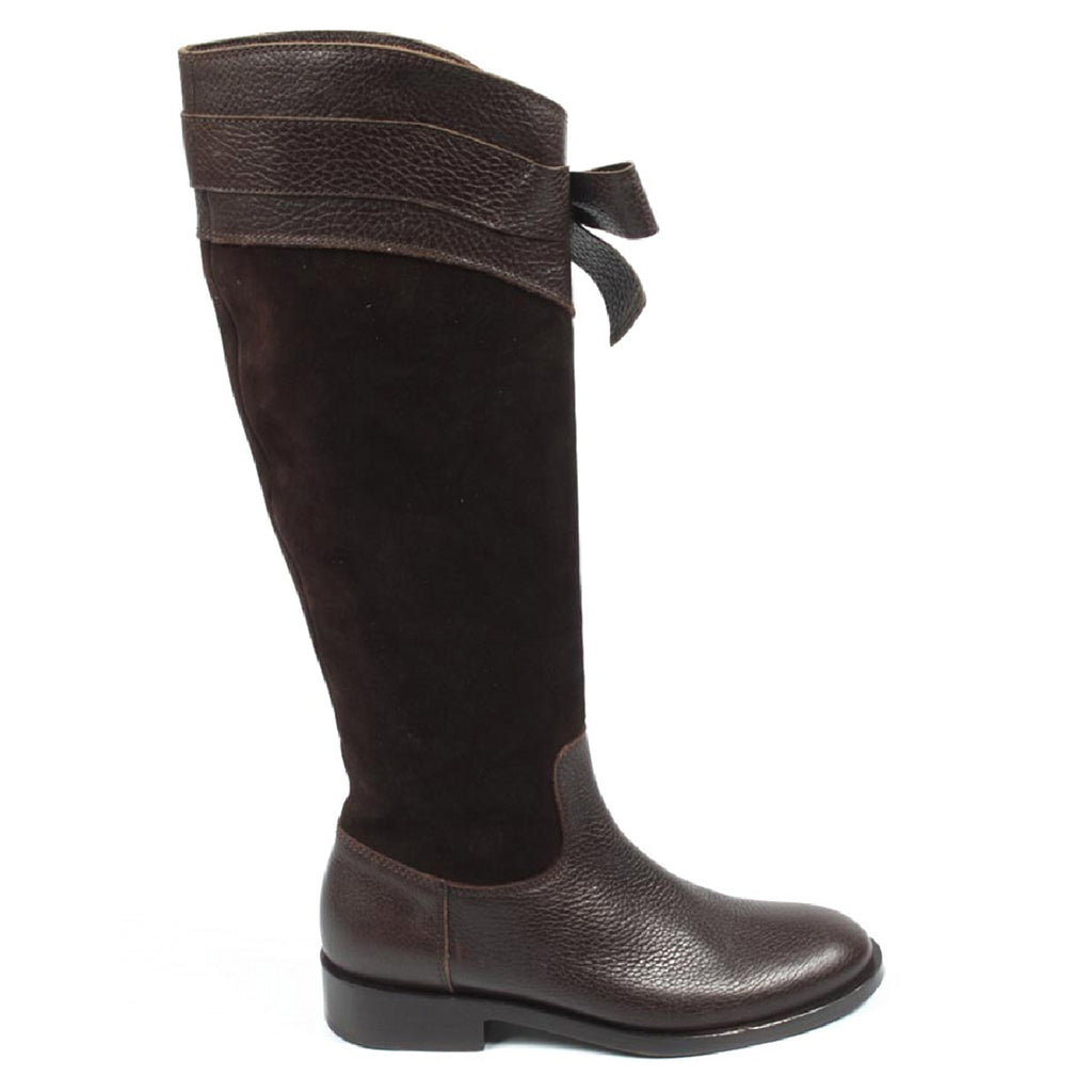 Sebastian Milano Shoes Women High boots Brown - LeCITY