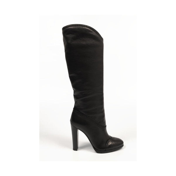 Sebastian Milano ladies high boot S3942 LOS ANGELES BOTTALATO TG NERO